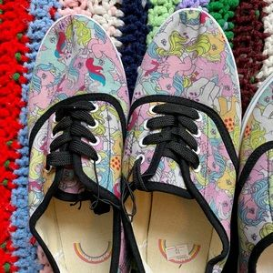 My Little Pony Canvas Keds-Style Shoes Sneakers